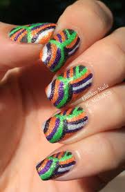 halloween texture ehmkay nails halloween texture dizzy swirl lollipop nail art