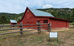 red barn 1 caribou ranch open space colorado 2016 u2013 the