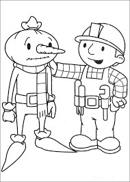bob the builder coloring pictures coloring pages