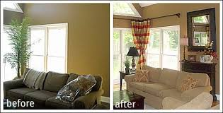 Before And After Decorating