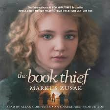 all the light we cannot see audiobook the book thief audiobook audible com