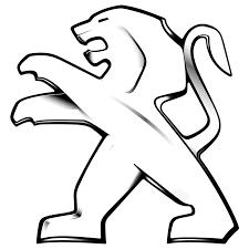peugeot logo leuk voor kids u2013 logo peugeot