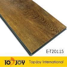 waterproof interlocking pvc vinyl flooring plank waterproof