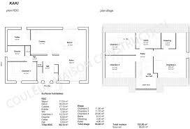 plan maison 4 chambre source d inspiration plan maison 4 chambres impressionnant