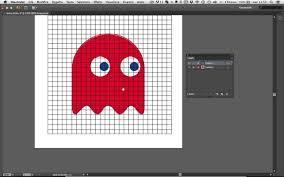 tutorial illustrator italiano pixel art tutorial illustrator base youtube
