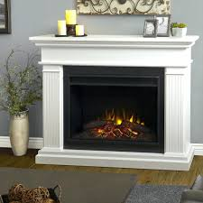 gray electric fireplace tv stand glass stones greystone