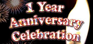 1 yr anniversary celebrating our 1 yr anniversary price edwards
