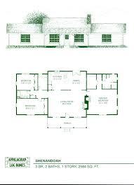 ranch floor plans log homes corglife