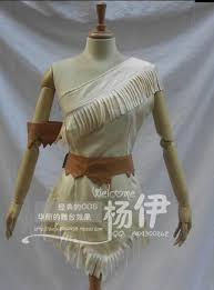 free shipping buy best 2016 new movie cosplay costume pocahontas