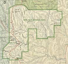 badlands national park map reisenett south dakota maps