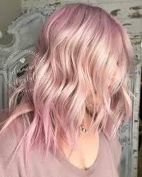 Bob Frisuren Pink by Die Besten 25 Rosa Haare Ideen Auf
