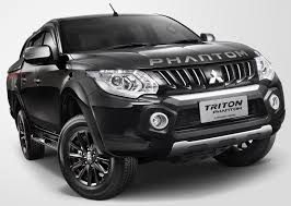 mitsubishi triton phantom edition launched in malaysia
