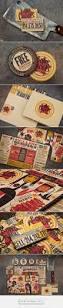 best 25 restaurant menu design ideas on pinterest menu design fpo bone daddy s bbq restaurant branding and menu design by matchbox studio