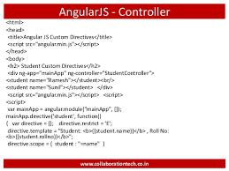 introduction to angularjs framework