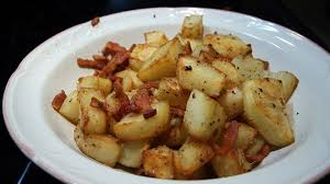 Home Fries by Home Fries Or Texas Tators Crispy Fried Potatoes With Bacon Youtube