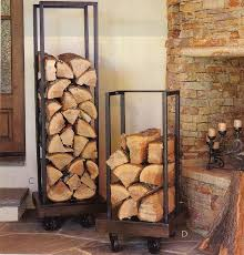 Firewood Storage Rack Plans by Best 25 Farmhouse Firewood Racks Ideas On Pinterest Wood