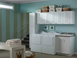 contemporary laundry room cabinets white cabinets rockford door style cliqstudios contemporary
