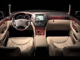 lexus ls 430 massage official 2004 ls430 pics u0026 japanese version specs if you can read