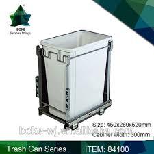 poubelle pour cuisine recycler le plastique poubelle pour armoires de cuisine buy