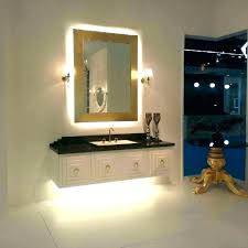 bathroom mirror side lights bathroom mirror side lights side lighted led bath vanity mirror led