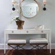White Foyer Table Photos Hgtv