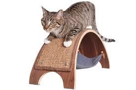 Cat Scratcher Amazon Com Smartykat Sisal Angle Cat Scratcher Sisal Incline