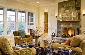 Living Room Furniture Arrangement With Fireplace How To Arrange The Furniture Around A Fireplace