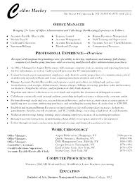 functional resume exles free functional resume exle for office manager office manager