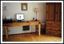 long thin desk nice long narrow computer desk fancy office
