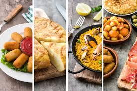 espagne cuisine traditionnelle espagnole à st just sur viaur