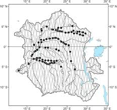 Congo River Map Remote Sensing Free Full Text Water Level Fluctuations In The