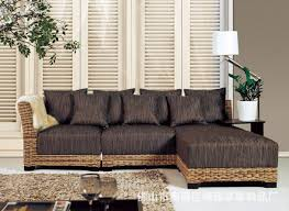 Rattan Settee This Month Rattan Living Room Rattan Sofa At Home Mediterranean