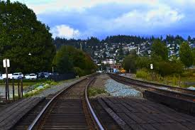 free images track railroad highway city train transit