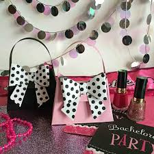 Bachelorette Party Decorations Bachelorette Party Favors Paper Purse Bugaboocity