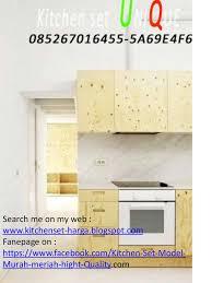 desain kitchen set minimalis modern desain kitchen set minimalis sederhana harga kitchen set terbaru 201 u2026