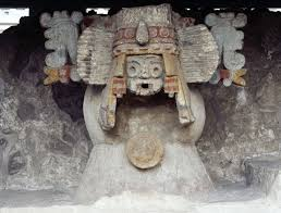 tlaloc the aztec god of rain and fertility