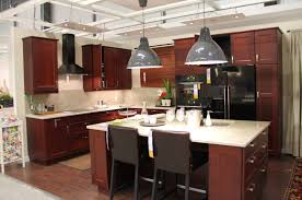 small modern kitchen ideas small kitchen ideas with silver pendant ls and dining table