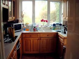 traditional kitchen designed in beautiful small kitchen design and