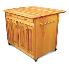 Natural Wood Kitchen Island Furniture Charming Kitchen Islands Lowes For Kitchen Furniture