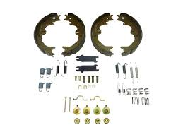 logo toyota land cruiser hand brake shoe kit suitable for landcruiser 75 76 78 79 80 u0026 prado