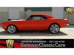 1969 camaro for sale in houston 1967 to 1969 chevrolet camaro for sale on classiccars com 595