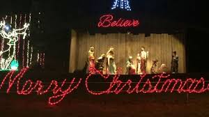 christmas lights in alabama see 110 000 twinkling holiday lights at winter wonderland in