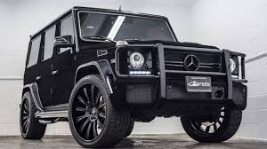 mercedes g class all black you can buy this mercedes g wagen by a