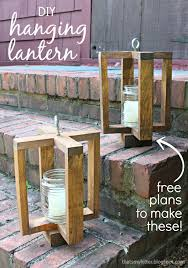 woodworking projects for beginners hanging lanterns woodworking