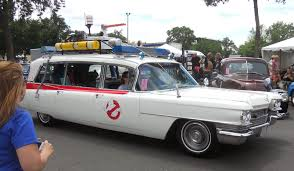 ecto 1 for sale automozeal ghostbustin in the 1959 cadillac miller meteor hearse