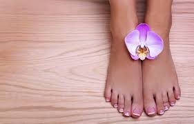how to do a pedicure at home leaftv