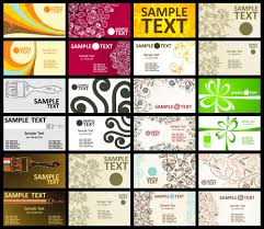 design your own business cards free card design ideas