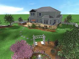 Large Backyard Landscaping Ideas Cheap Landscape Ideas For Large Backyard U2013 Izvipi Com