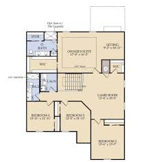Centex Floor Plans by Centex Homes Bayridge Sandhill 1162119 Ruskin Fl New Home