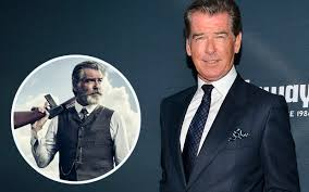 pierce brosnan on leaving 007 behind and playing a cowboy on amc u0027s